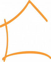 adult day center of the black hills logo with white text